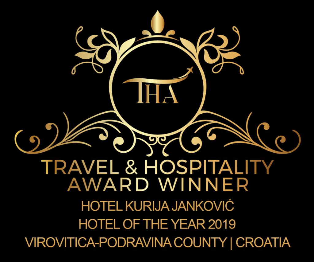 Hotel Kurija Janković - Travel and Hospitality Award